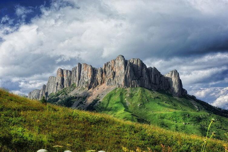 Гора Большой Тхач, Майкопский р-н