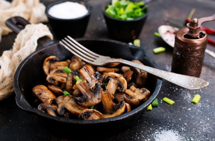 Как заготовить грибы на зиму?