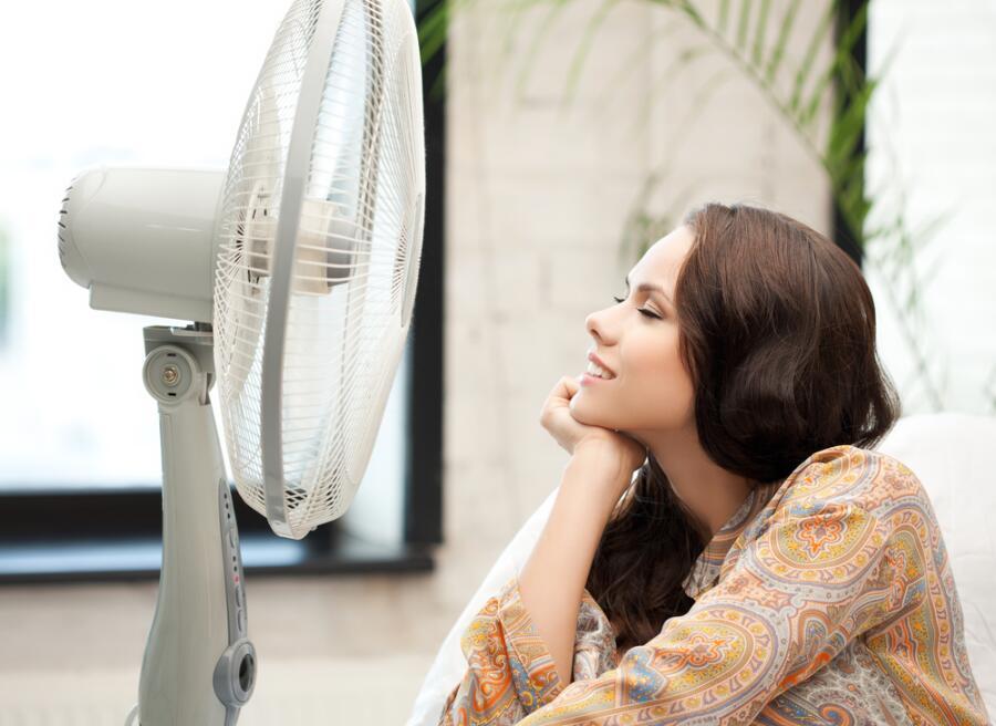 Почему вентилятор полезен в хозяйстве круглый год?