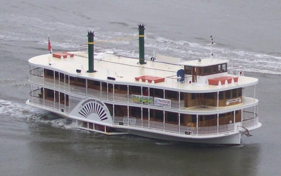 Австралийский пароход «Королева Кукабурра»