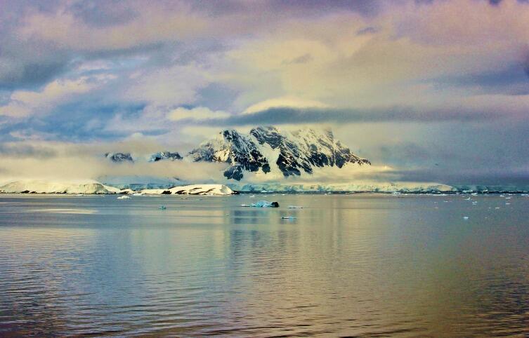 Что будет, если растает лед в Антарктиде?