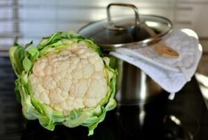 Что можно приготовить из цветной капусты?
