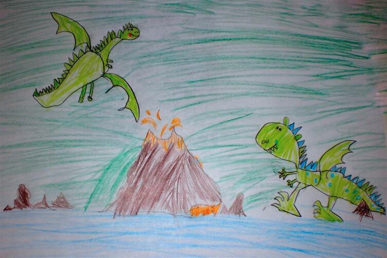 Как читать детские рисунки?