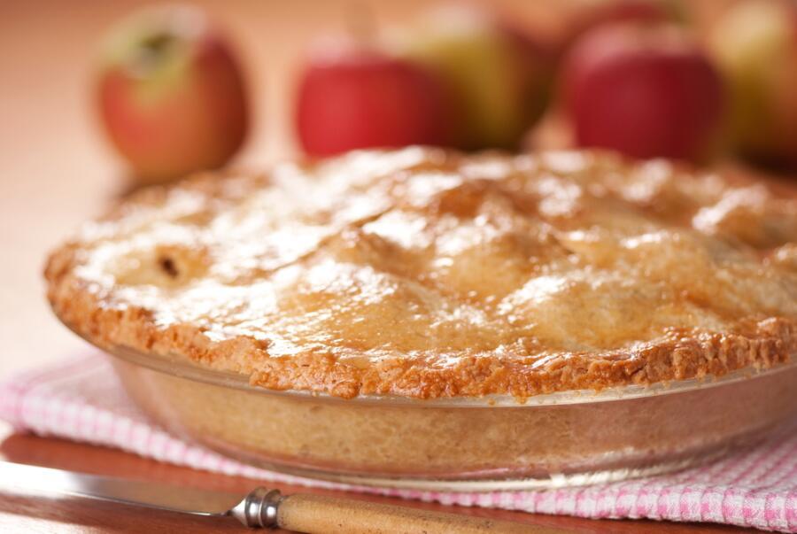 Как испечь «Цветаевский» яблочный пирог?