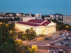 Сочи – город дворцов