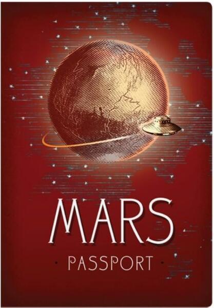 Марсианский паспорт
