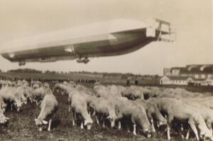 Как возникла современная стратегия ведения войны? Бомбардировки Первой мировой