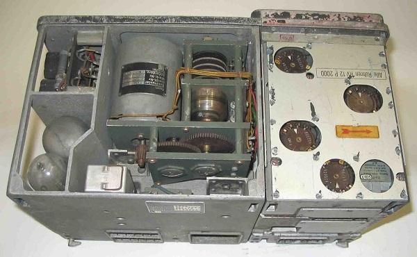 Приемник сигнала FuG28a системы Knickebein