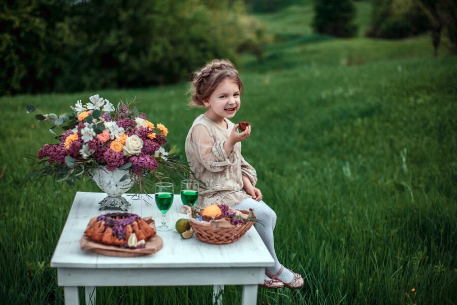 Как провести пикник оригинально?