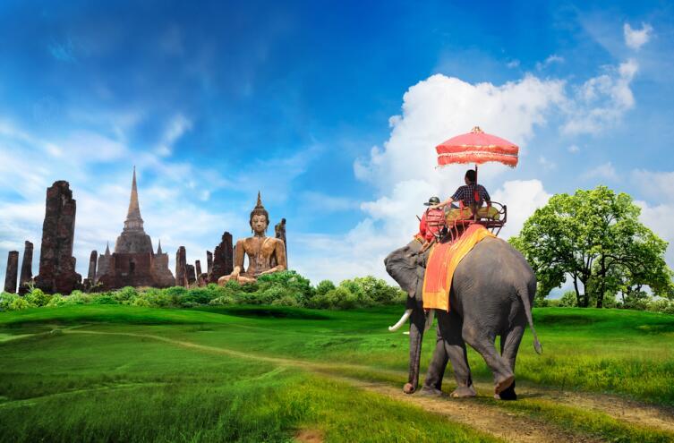 Таиланд хорош в любое время года
