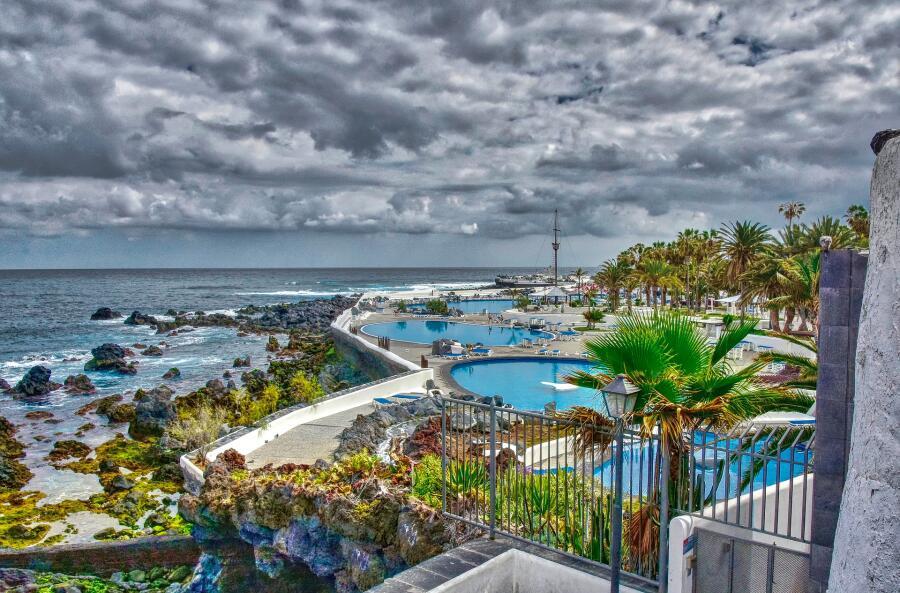 Небо на Тенерифе