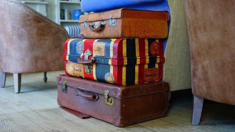 Когда все решено, можно собирать чемоданы
