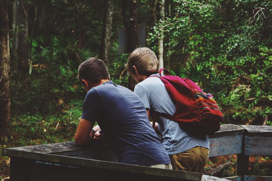 Первая дружба - как первая любовь?