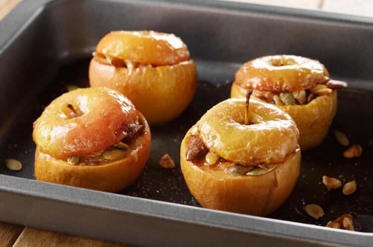 Что можно приготовить из яблочек?