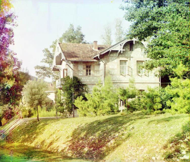 Дом управления, 1900-е гг.