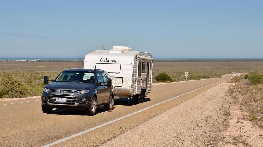 Eyre Highway, Западная Австралия