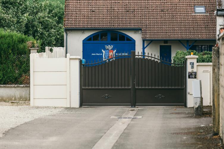 Винный завод в Шабли