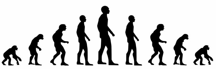 Продолжают ли люди развиваться?
