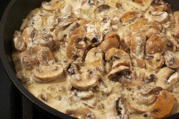Что можно приготовить из грибов? Часть 1