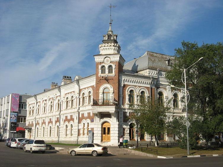 Краеведческий музей Благовещенска