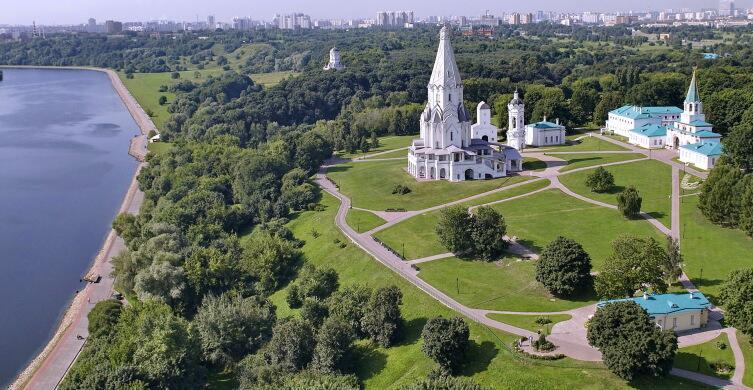 Как отдохнуть в Москве? Красивые исторические мста