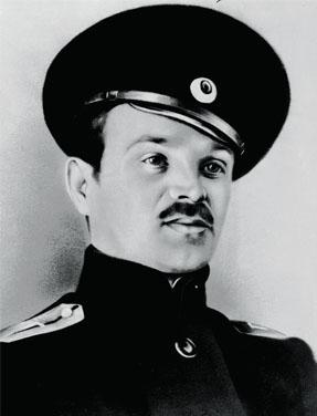 В. И. Агапкин, 1910-е годы