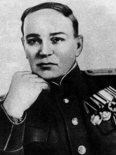 Портрет Василия Ивановича Агапкина