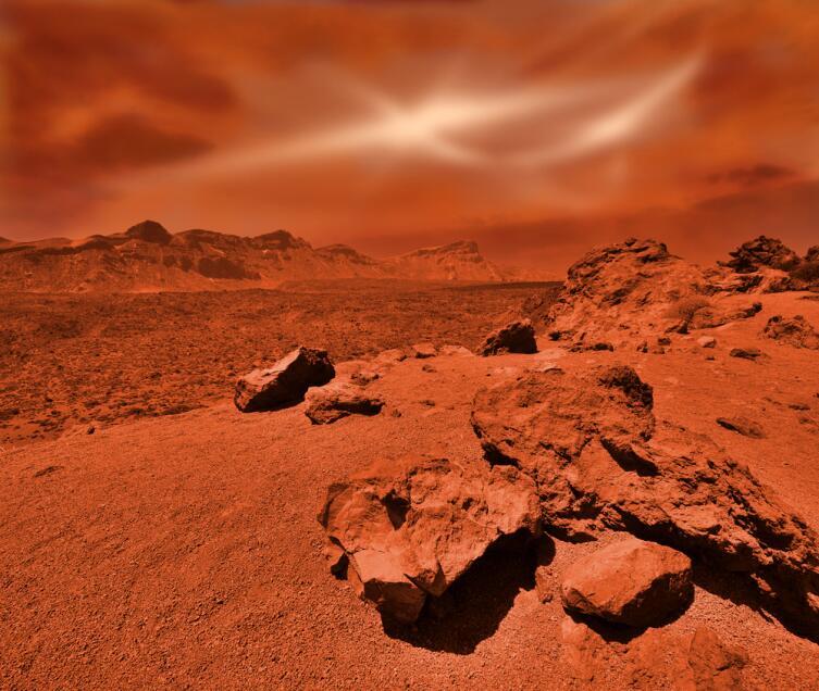 Вырастет ли картошка на Марсе?