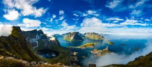Девять мифических миров. Как представляли себе Вселенную древние скандинавы?