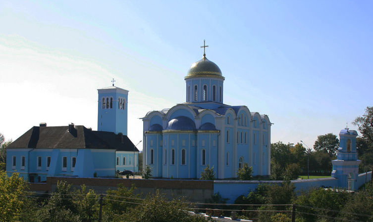 Успенский собор (1160 г.) в г. Владимире-Волынском