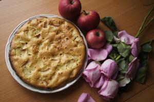 Что приготовить из яблок? Здравствуйте, Шарлотта Ивановна!