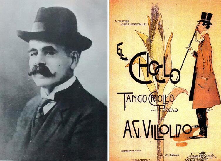 Как из старого аргентинского танго сделали поп-хит и блатную песню?