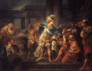Какие фразеологизмы пришли к нам из античности?