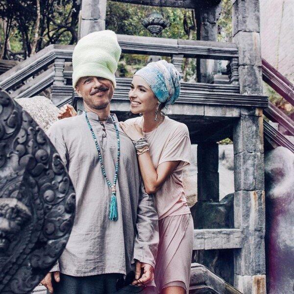 Ирена Понарошку и ее муж, DJ List