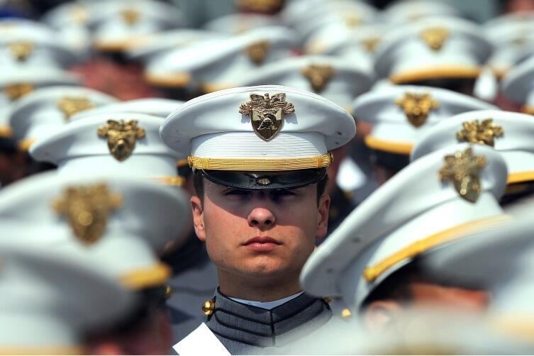 Выпускники Вест-Пойнта - Военной Академии США
