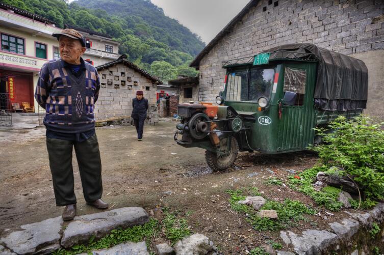 Какой китаец не любит саньлуньче, или Что такое китайская езда?