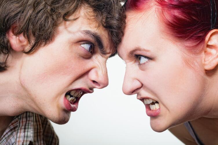 Ссора - встряска для отношений?