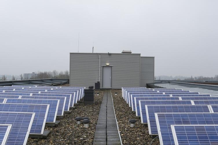 Мы перейдем на использование экологически чистой энергии