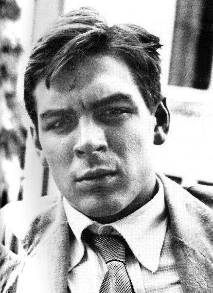 Эрнесто Че Гевара в 1951 году