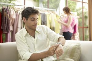 Что делать, если у мужа вы не на первом месте?