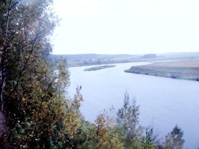 Вид с Чапаевской горы