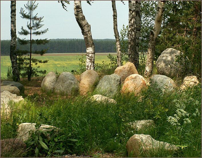 Где Чапай утонул, или Как знаменитый утёс превратился в Каменный сад?