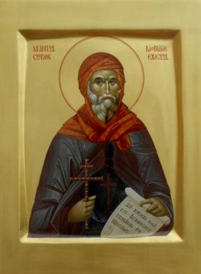 Преподобный Дионисий Малый