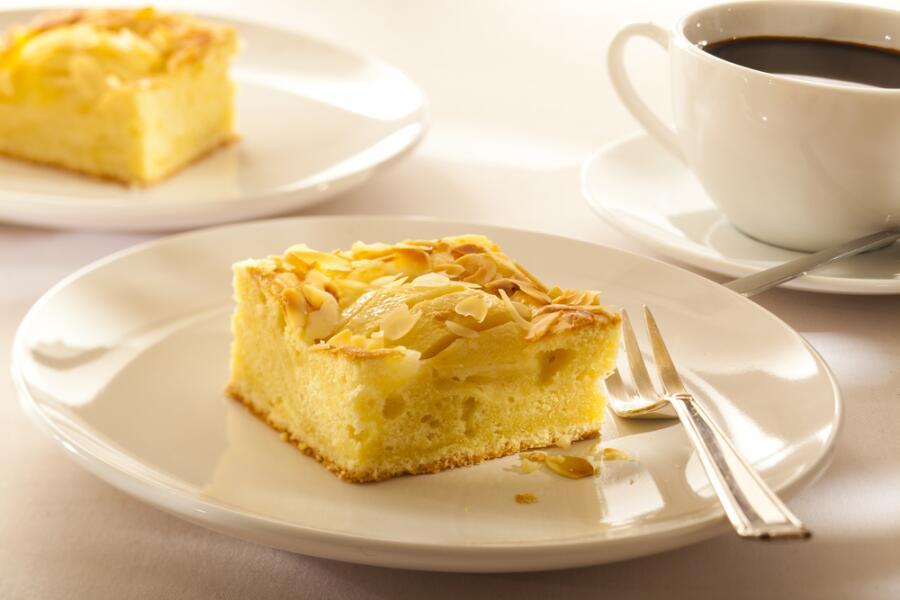 Как приготовить вкусный яблочный пирог?