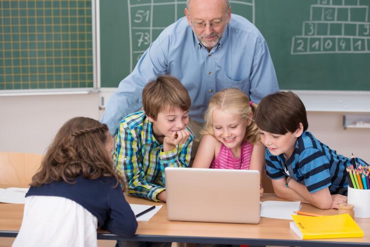 Нормальный учитель всегда оценит старания