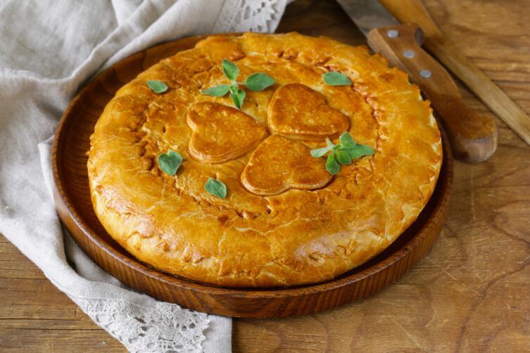 Что ели наши деды? Хлеба, пироги и мясные блюда