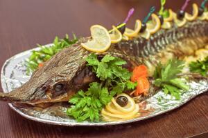 Что ели наши деды? Рыба, постный стол, десерты