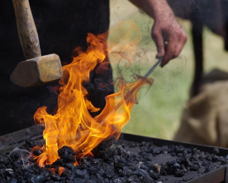 Сначала в огонь, потом в масло и в воду