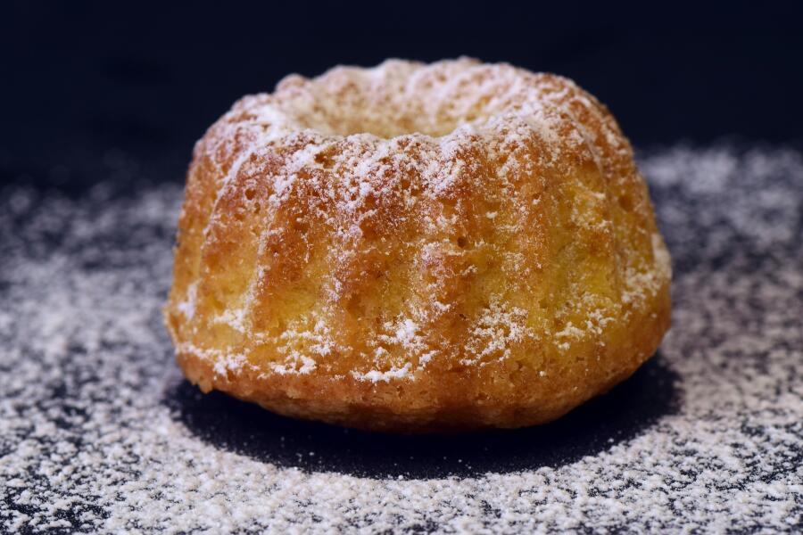 Как испечь идеальный бисквит?