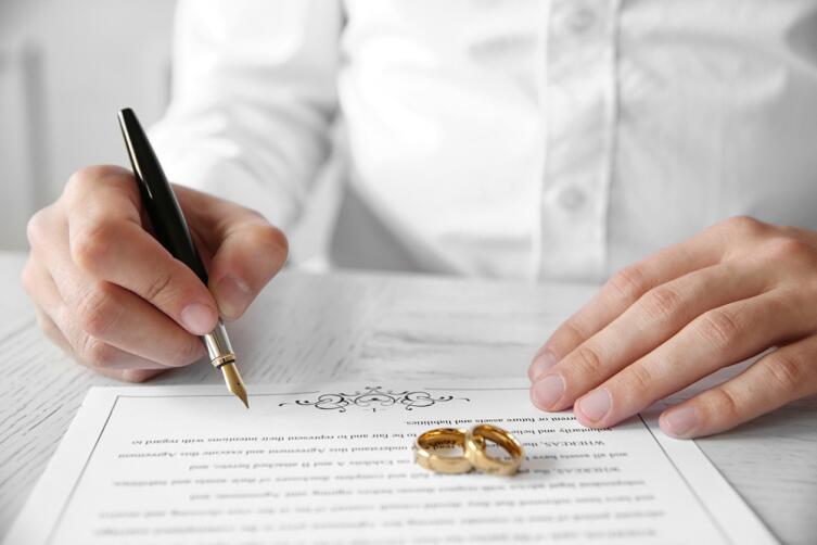 состоятельный жених может в брачном контракте половину состояния оформить на невесту
